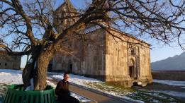 Monasteries in Karabakh