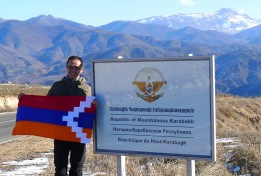 At the border of Karabakh