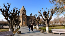 Etchmiadzin - the Vatican of Armenian