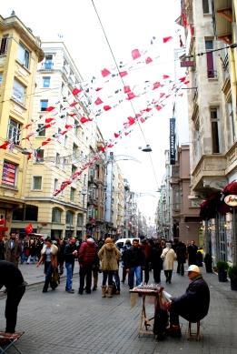 Istiqlal Cadesi - Istanbul