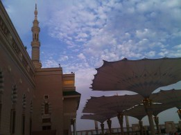 Early morning in Nabawi